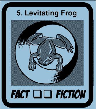 LevitatingFrog