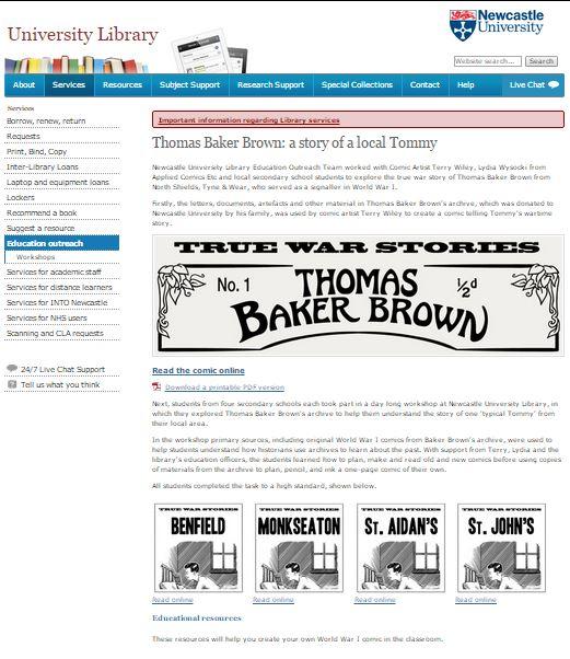 TBBWebpage